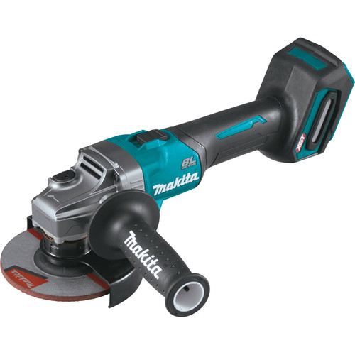Makita GAG01Z 40V Max XGT Brushless Lithium-Ion 4-1/2 in./5 in. Cordless Cut-Off/Angle Grinder with Electric Brake (Tool Only) image number 0