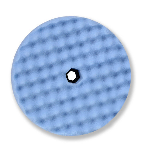 3M 5708 Perfect-It Ultrafine Foam Polishing Pad 8 in. image number 0