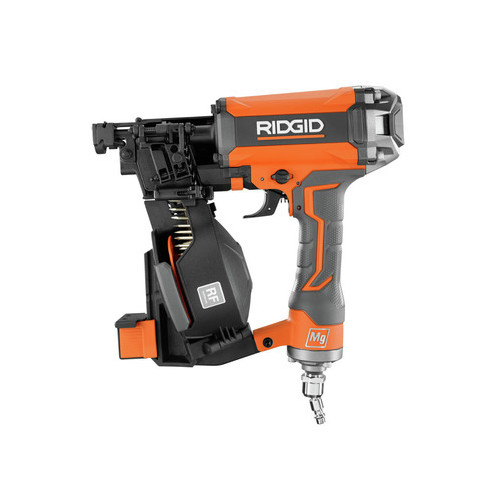 Factory Reconditioned Ridgid ZRR175RNF 1-3/4 in. Roofing Coil Nailer