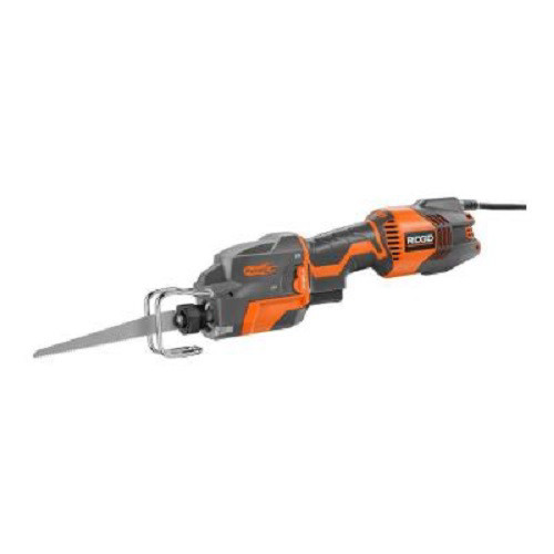 Factory Reconditioned Ridgid ZRR3031 6 Amp One-Handed Orbital Recip Saw with THRU COOL Technology