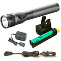 Streamlight 75434 Stinger LED HL Rechargeable Flashlight with Charger and PiggyBack (Black) image number 0