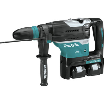 Makita XRH07PTUN 18V X2 LXT Lithium-Ion (36V) Brushless Cordless 1-9/16 in. Advanced AVT Rotary Hammer Kit (5 Ah) image number 2