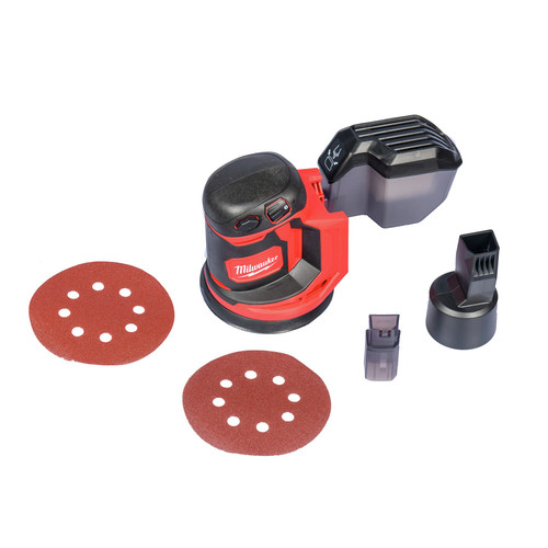 Milwaukee 2648-20 M18 Random Orbit Sander (Bare Tool)
