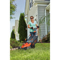 Black & Decker BEMW472ES 10 Amp/ 15 in. Electric Lawn Mower with Pivot Control Handle image number 6