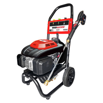 Simpson 61081 Clean Machine 2800 PSI 2.3 GPM SIMPSON 159cc Cold Water Gas Pressure Washer