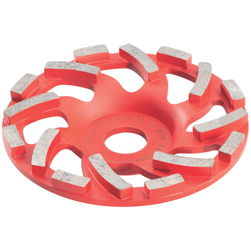 Metabo 628205000 5 in. x 7/8 in. Diamond Cup Wheel