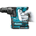 Makita RH01R1 12V MAX CXT 2.0 Ah Lithium-Ion Brushless Cordless 5/8 in. Rotary Hammer Kit, accepts SDS-PLUS bits image number 3