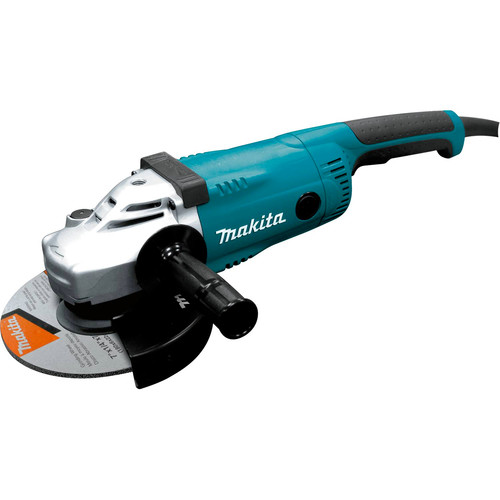 Makita GA7021 7 in. Trigger Switch 15 Amp Angle Grinder image number 0