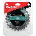 Makita T-01404 6-1/2 in. 24T Carbide-Tipped Framing Saw Blade
