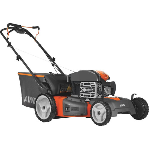 Husqvarna LC221A 150cc Gas 21 in. 3-in-1 AWD Self-Propelled Lawn Mower