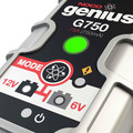 NOCO G750 Genius 6/12V 750mA Battery Charger image number 3
