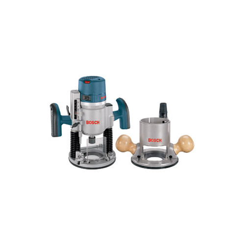 Factory Reconditioned Bosch 1617EVSPK-RT 12 Amp 2.25 HP Combination Plunge and Fixed-Base Router Kit image number 0