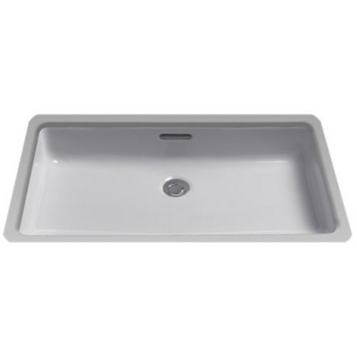 TOTO LT191G#11 Undermount Vitreous China 20.5 in. x 12.38 in. Rectangular Bathroom Sink (Colonial White)