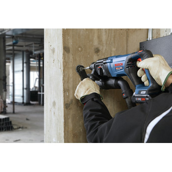 Bosch GBH18V-26DN 18V EC Brushless SDS-Plus Bulldog 1 in. Rotary Hammer (Tool Only) image number 6