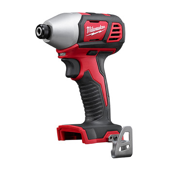 Factory Reconditioned Milwaukee 2656-80 M18 18V Cordless Lithium-Ion 1/4 in. Hex Impact Driver (Tool Only)