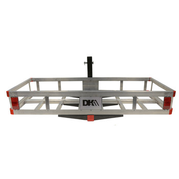 Detail K2 HCC502A Hitch-Mounted Aluminum Cargo Carrier