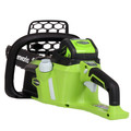 Greenworks 20312 40V G-MAX Lithium-Ion DigiPro Brushless 16 in. Chainsaw Kit image number 3