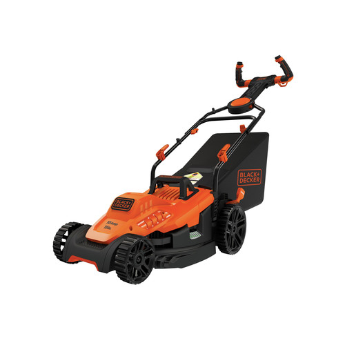 Black & Decker BEMW472ES 10 Amp/ 15 in. Electric Lawn Mower with Pivot Control Handle image number 0
