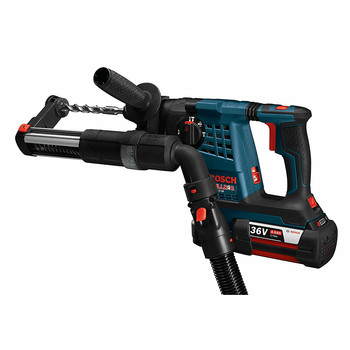 Factory Reconditioned Bosch RH328VC-36K-RT 36V Cordless Lithium-Ion 1-1/8 in. SDS-Plus Rotary Hammer Kit image number 2
