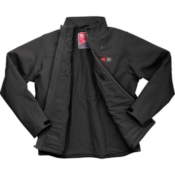 Milwaukee 202B-20S M12 12V Li-Ion Heated ToughShell Jacket (Jacket Only) image number 3