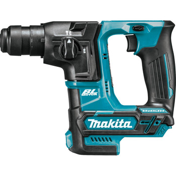 Makita RH01Z 12V MAX CXT Lithium-Ion Brushless Cordless 5/8 in. Rotary Hammer, accepts SDS-PLUS bits, (Tool Only) image number 1