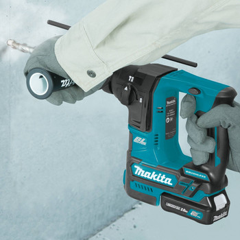 Makita RH01R1 12V MAX CXT 2.0 Ah Lithium-Ion Brushless Cordless 5/8 in. Rotary Hammer Kit, accepts SDS-PLUS bits image number 6