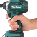 Makita CT225SYX 18V LXT Brushed Lithium-Ion 1/2 in. Cordless Drill Driver/1/4 in. Impact Driver Combo Kit (1.5 Ah) image number 9