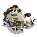 Factory Reconditioned Dewalt DCS570BR 20V MAX Brushless Lithium-Ion 7-1/4 in. Cordless Circular Saw (Tool Only) image number 1