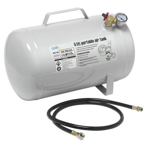 Quipall 5-TANK 5 Gallon Stationary Air Tank image number 0