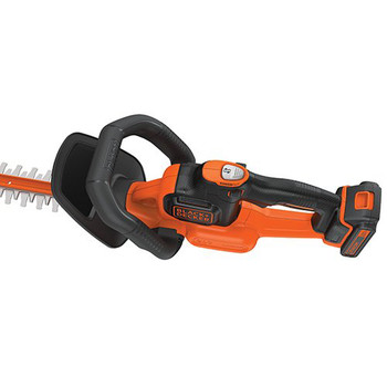Factory Reconditioned Black & Decker LHT321R 20V MAX Cordless Lithium-Ion POWERCOMMAND 22 in. Hedge Trimmer image number 1