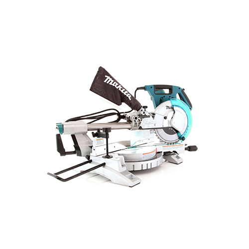 Makita LS1018 13 Amp 10 in  Dual Slide Compound Miter Saw