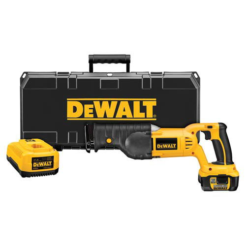 Dewalt DCS385L 18V XRP Cordless Lithium-Ion Reciprocating Saw Kit
