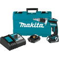 Makita XSF03R 18V LXT Lithium-Ion Compact Brushless Cordless 4,000 RPM Drywall Screwdriver Kit (2.0Ah)