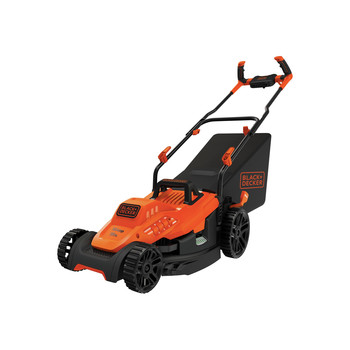 Black & Decker BEMW472BH 10 Amp/ 15 in. Electric Lawn Mower with Comfort Grip Handle