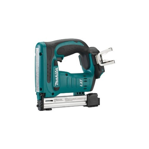 Factory Reconditioned Makita BST221Z-R 18V Cordless LXT Lithium-Ion 16-Gauge 3/8 in. Crown Stapler (Bare Tool)