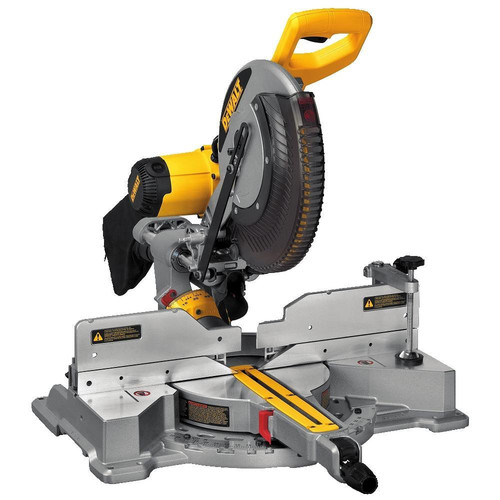 Factory Reconditioned Dewalt DWS709R 15 Amp 12 in. Slide Compound Miter Saw
