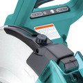 Makita XSL08PT 18V X2 LXT Lithium-Ion (36V) Brushless Cordless 12 in. Dual-Bevel Sliding Compound Miter Saw Kit with AWS and Laser (5 Ah) image number 20