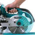 Makita XSL02Z 18V X2 LXT Cordless Lithium-Ion 7-1/2 in. Brushless Dual Slide Compound Miter Saw (Tool Only) image number 1