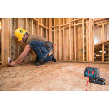 Bosch GPL5 5-Point Self-Leveling Alignment Laser image number 5