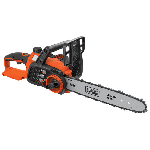 Factory Reconditioned Black & Decker LCS1240R 40V MAX Lithium-Ion 12 in. Chainsaw