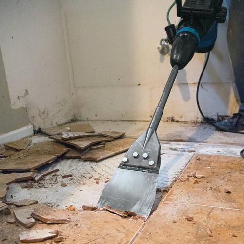 Makita T 02593 Sds Max 6 In Floor Scraper Bit