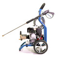Pressure-Pro PP3425H Dirt Laser 3400 PSI 2.5 GPM Gas-Cold Water Pressure Washer with GX200 Honda Engine image number 1