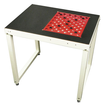 JET 708403K Free Standing Downdraft Table with Leg Sets