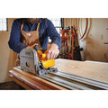 Dewalt DCS520ST1 FLEXVOLT 60V MAX 6-1/2 in. (165mm) Cordless Track Saw Kit with 59 in. Track image number 6
