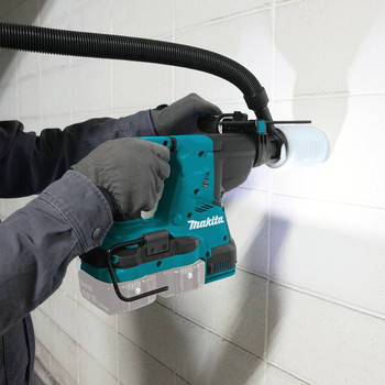 Makita XRH08Z 18V X2 LXT Lithium-Ion (36V) Brushless Cordless 1-1/8 in. AVT Rotary Hammer, accepts SDS-PLUS bits (Tool Only) image number 8