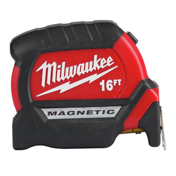 Milwaukee 48-22-0316 16 ft. Compact Wide Blade Magnetic Tape Measure