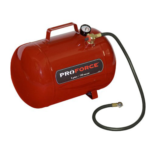 ProForce FT5 NPT 5 Gallon Portable Air Tank image number 0