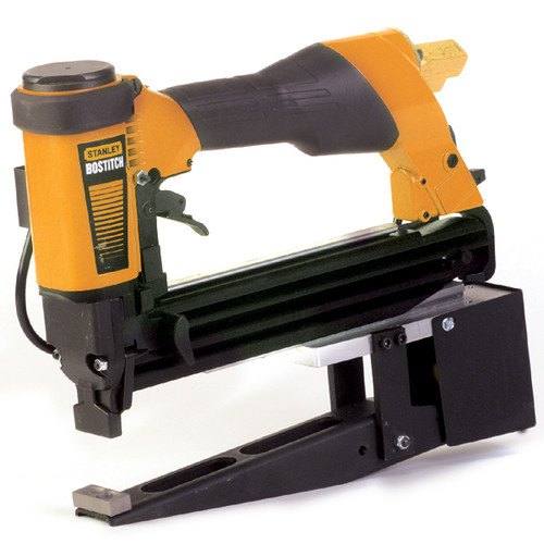 Bostitch ESD-450S2P 16 Gauge 1 in. Crown 2 in. Pneumatic 6-Layer Clinch Stapler