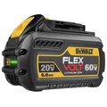 Dewalt DCS520T1 FLEXVOLT 60V MAX 6-1/2 in. Cordless TrackSaw Kit image number 2