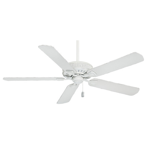 Casablanca 55000 60 in. Ainsworth Cottage White Ceiling Fan
